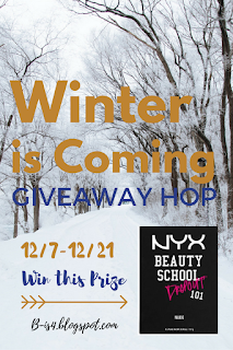NYX Gift Card Giveaway