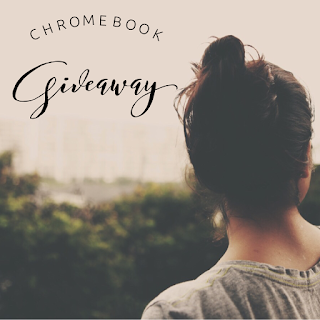 Enter the Chromebook Giveaway. Ends 10/10. Open WW