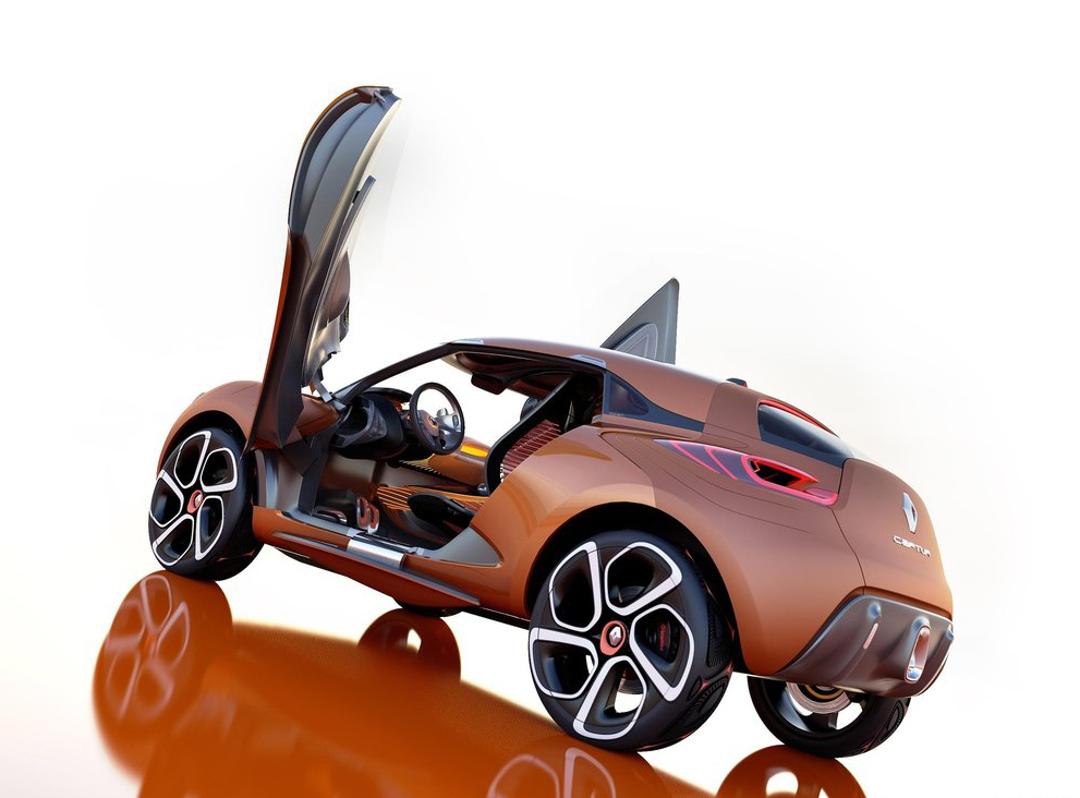 2011 renault capture concept auto car. Black Bedroom Furniture Sets. Home Design Ideas