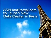 Cheap, Best and Trustable ASP.NET Hosting - ASPHostPortal.com to Launch New Data Center in Paris