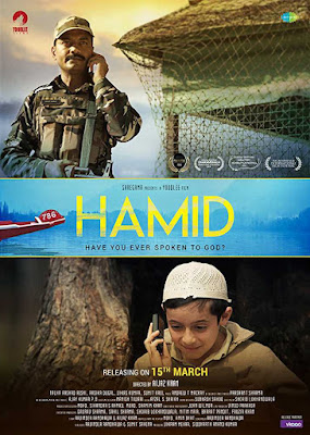 Poster Hamid 2019 Hindi HD 720p