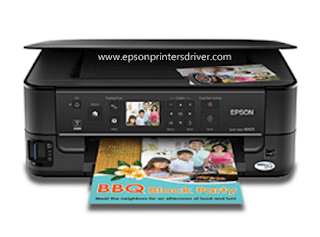 Epson Stylus NX625 Driver Download