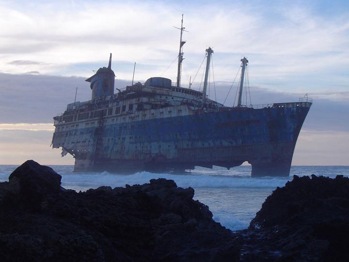 batık gemi resimleri