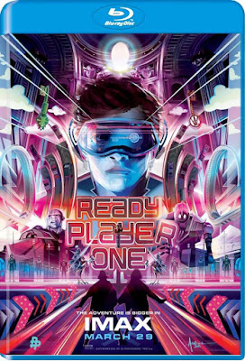 Ready Player One 2018 BD25 Spanish