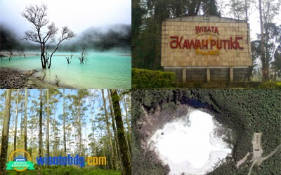 Kawah Putih Ciwidey Objek Wisata Alam Favorit Wisatabdg Com