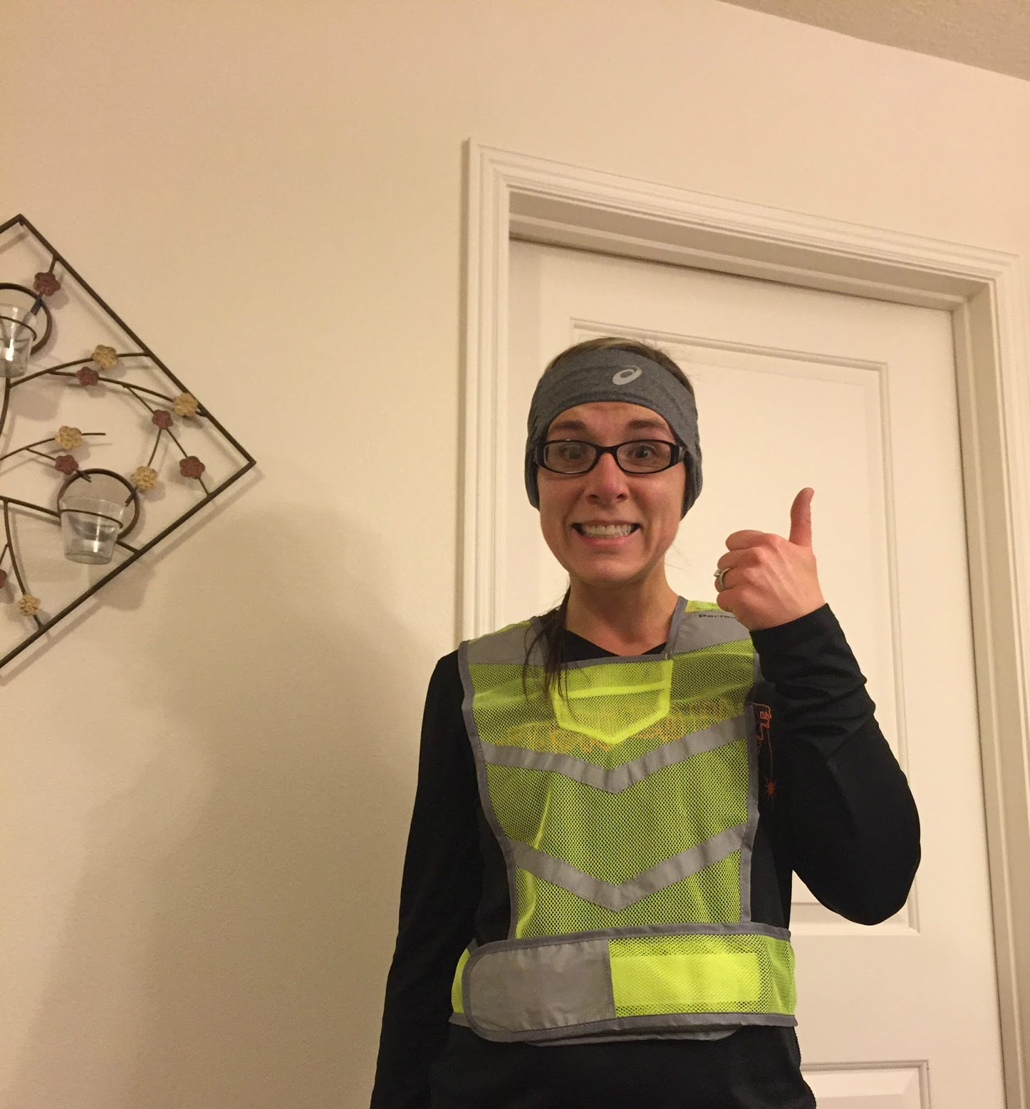 training for dopey challenge and running a night run