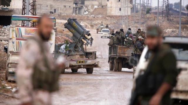 """Siria advierte que """"no tolerará más ataques de terroristas"""""""