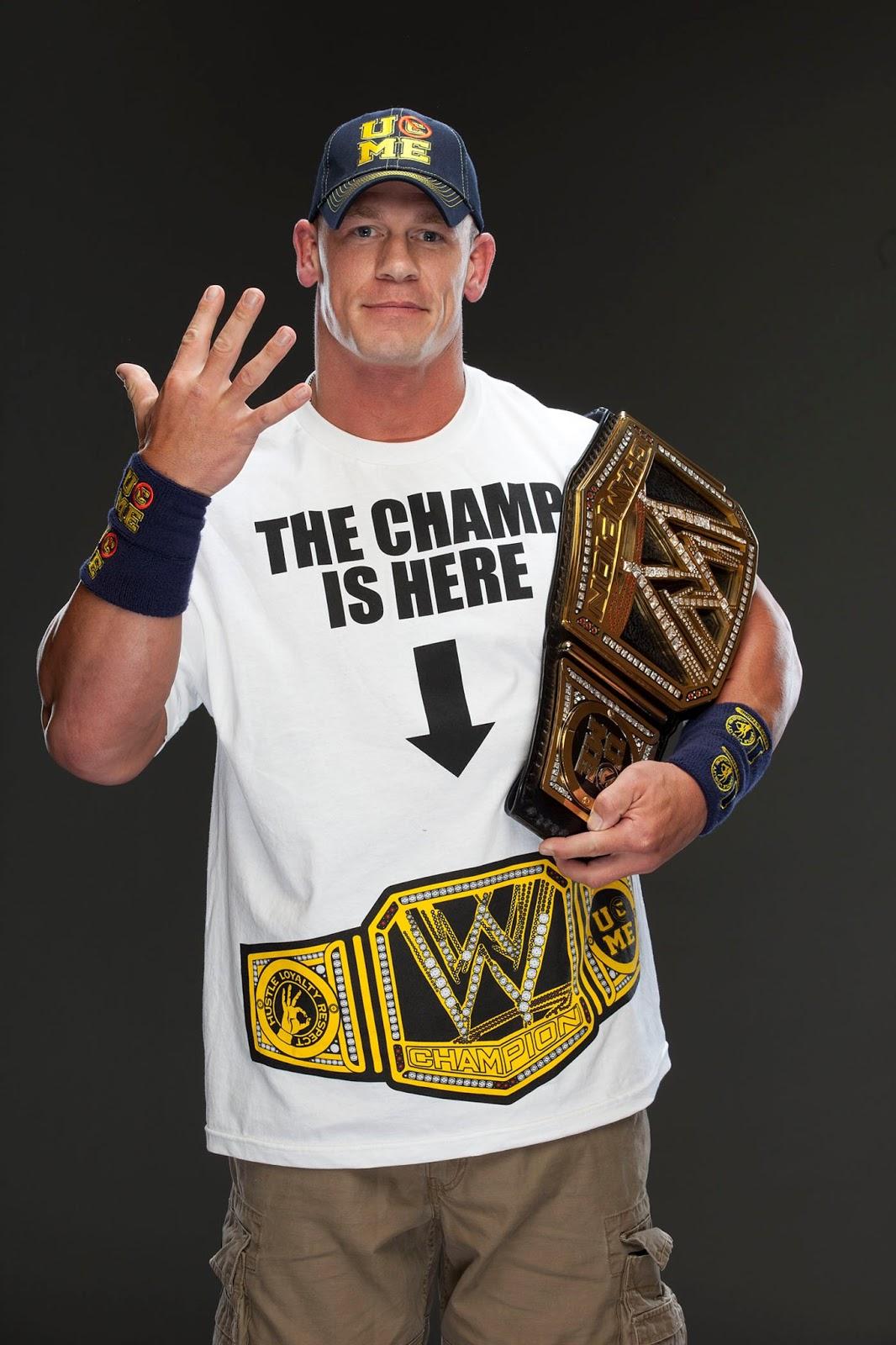 WWE132KTALKSJohn Cena Wwe Champion 2013 Champ Is Here