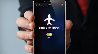 Apakah Bahaya Internet Mode Pesawat Di Hp Xiaomi, Vivo, Samsung, Advan Dll