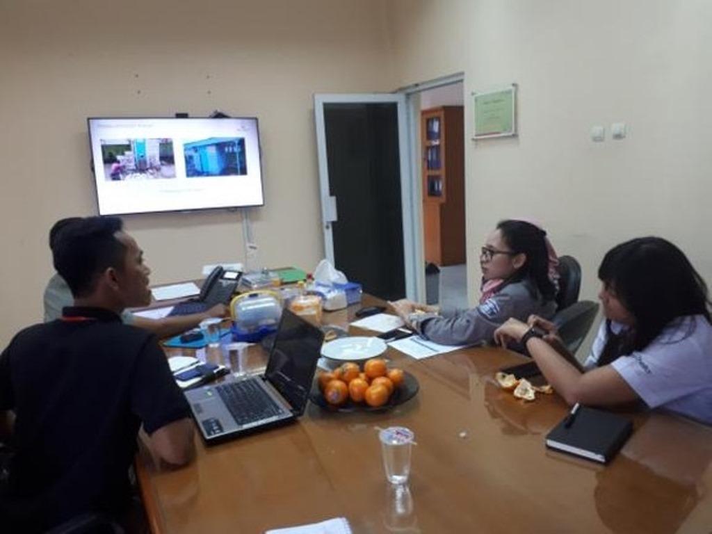 IKAMaT Presentasikan Program Mangrove 2017 dan 2018 kepada Pertamina EP Bekasi