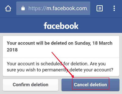fb id permanently delete kaise kare