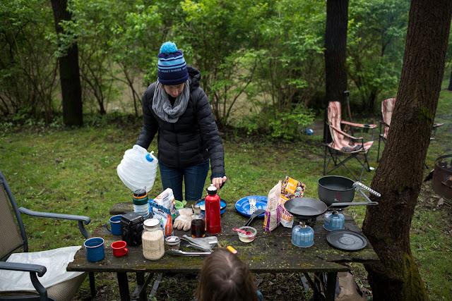 camp pancakes lodge skillet