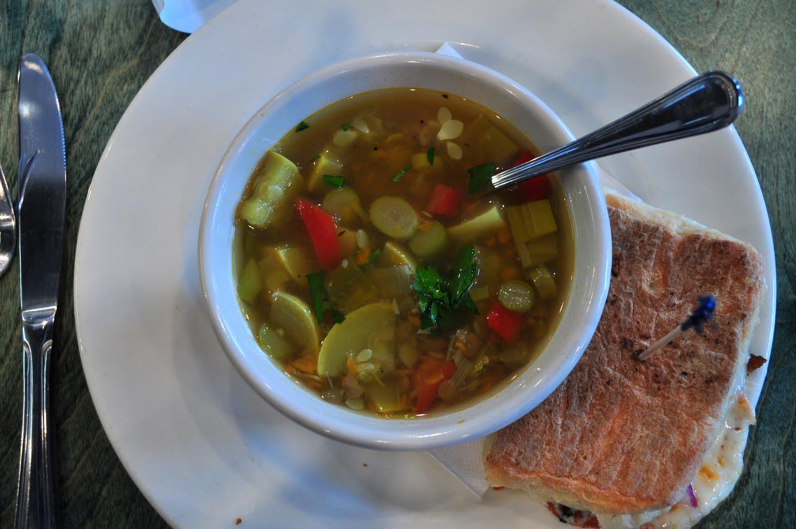 Driveway Life Tanya Soup Kitchen