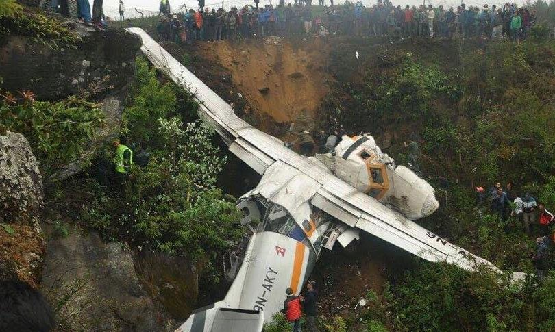 Five-member team to investigate into Goma Air crash