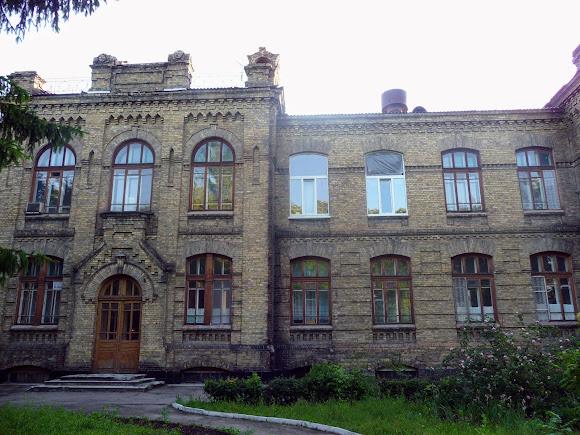 Конотоп. Залізнична лікарня 1895 р.