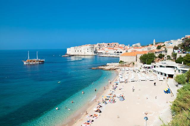 Aluguel de carro em Dubrovnik na Croácia