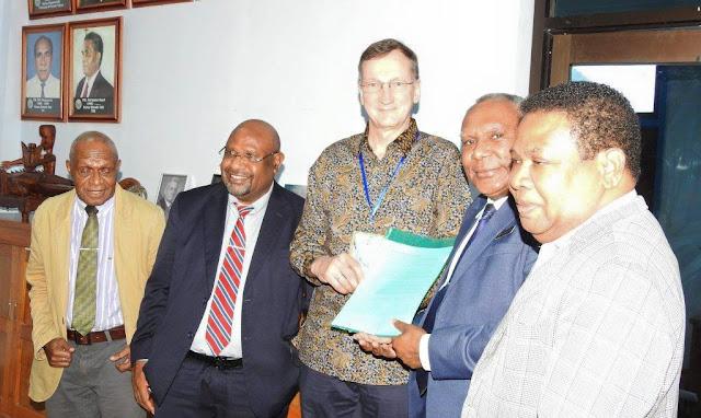 ULMWP: Dewan Gereja Dunia Menunjukkan Solidaritasnya untuk West Papua dengan Kunjungan