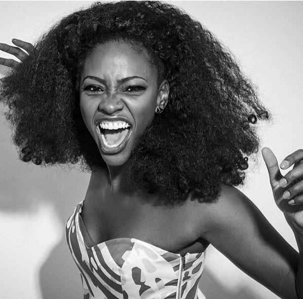 Teyonah Parris Dishes On Her DIY Concoction That Keeps Her Hair Super Moisturized