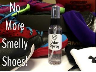 Stinky Shoe Spray