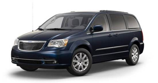 2016 Chrysler Town And Country Release Date