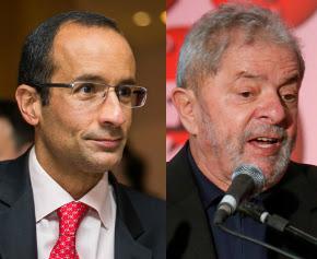 PF apura repasse de R$ 12 milhões da Odebrecht ao Instituto Lula