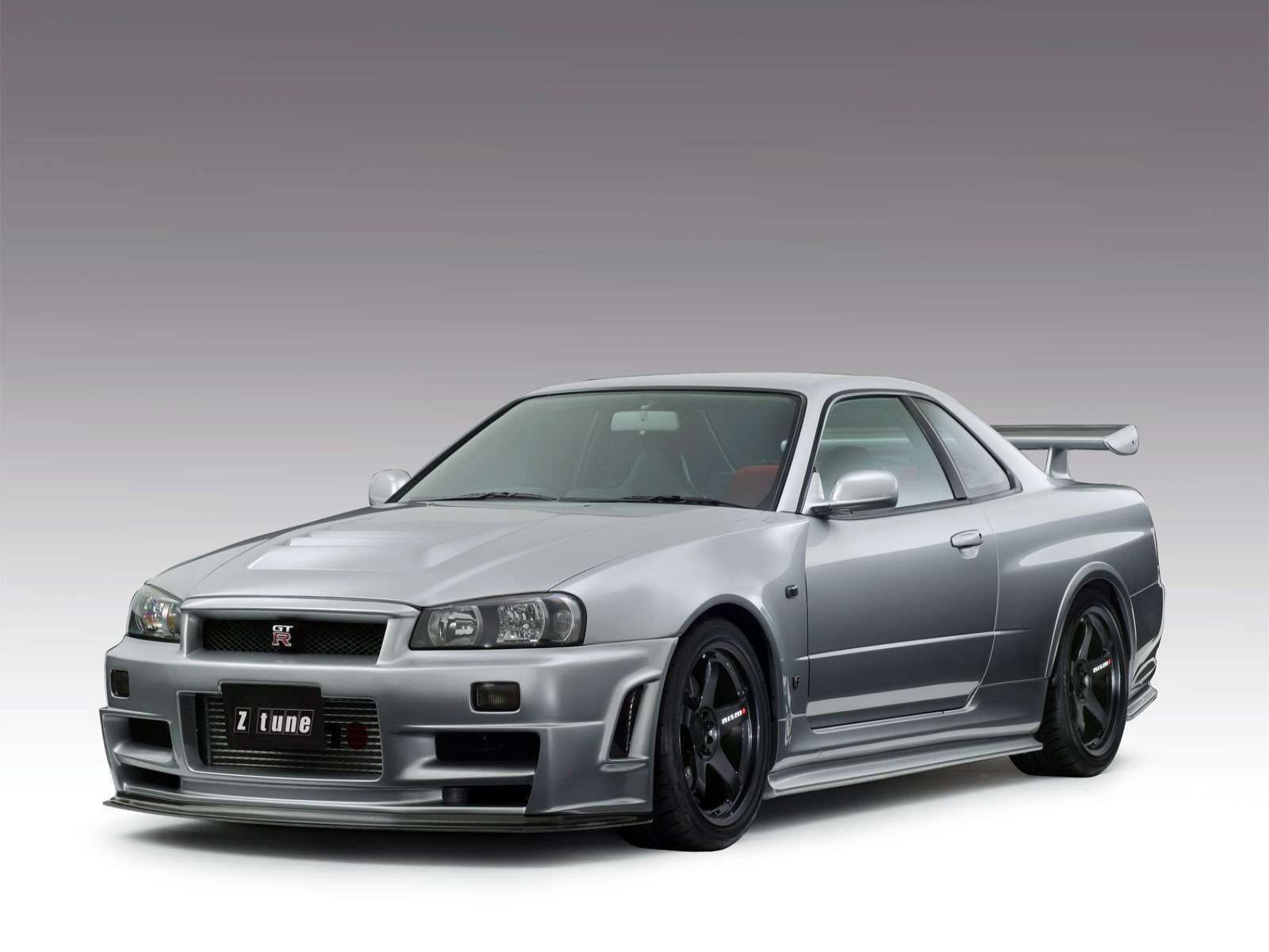 Car Pictures Nismo Nissan Skyline R34 Gtr Z Tune 2005