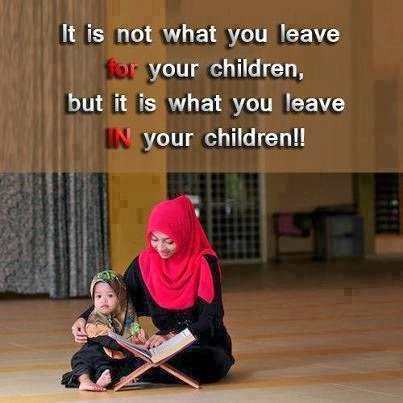 Islamic Quotes About Family