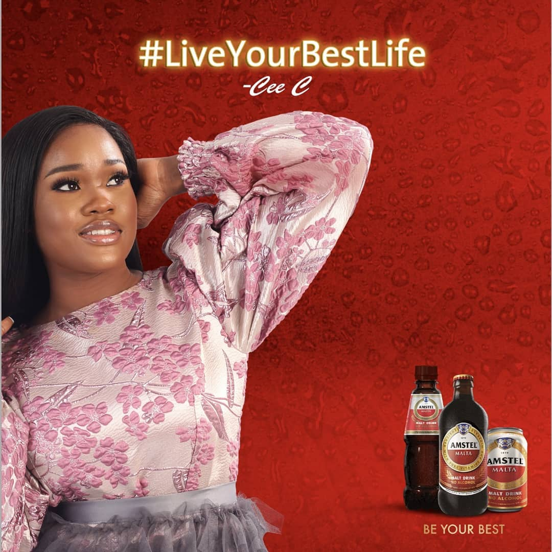 Image result for tobi and ceec as amstel malta ambassadors