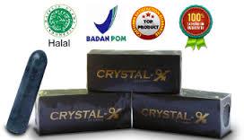 crystal x pt nasa yogyakarta