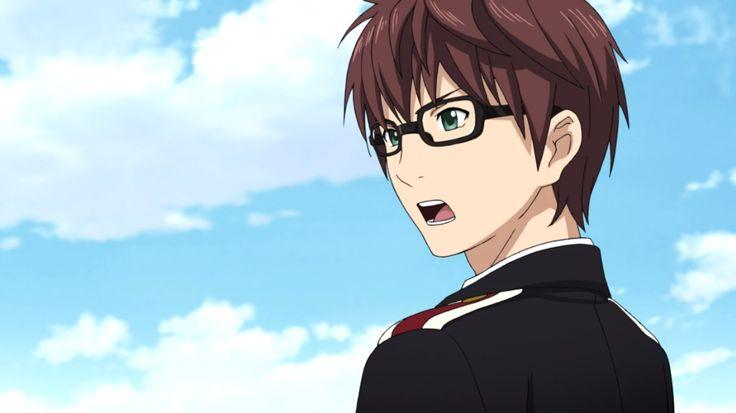 O TOP 10 Karakter Anime Cowok Berkacamata Pt4