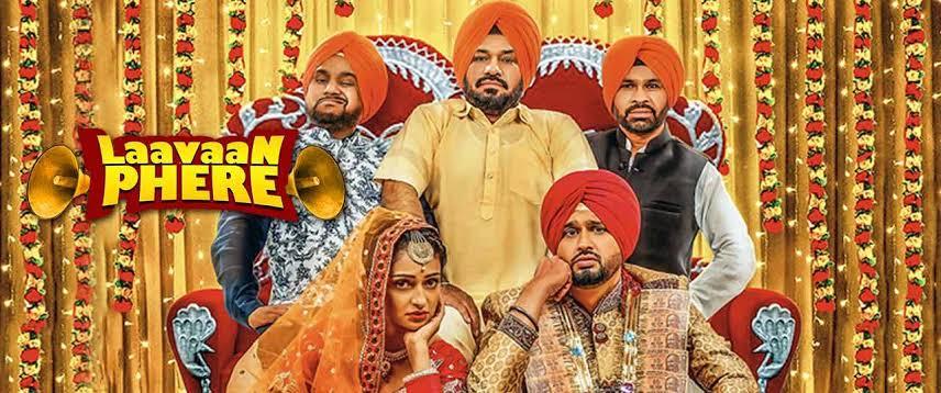 Laavan Phere (2018) Punjabi Full Movie HD Print Free