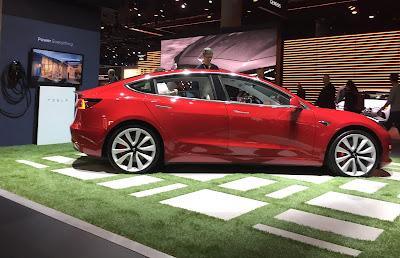 Tesla Model 3 gets back on US' Top 10 list for best-selling passenger cars