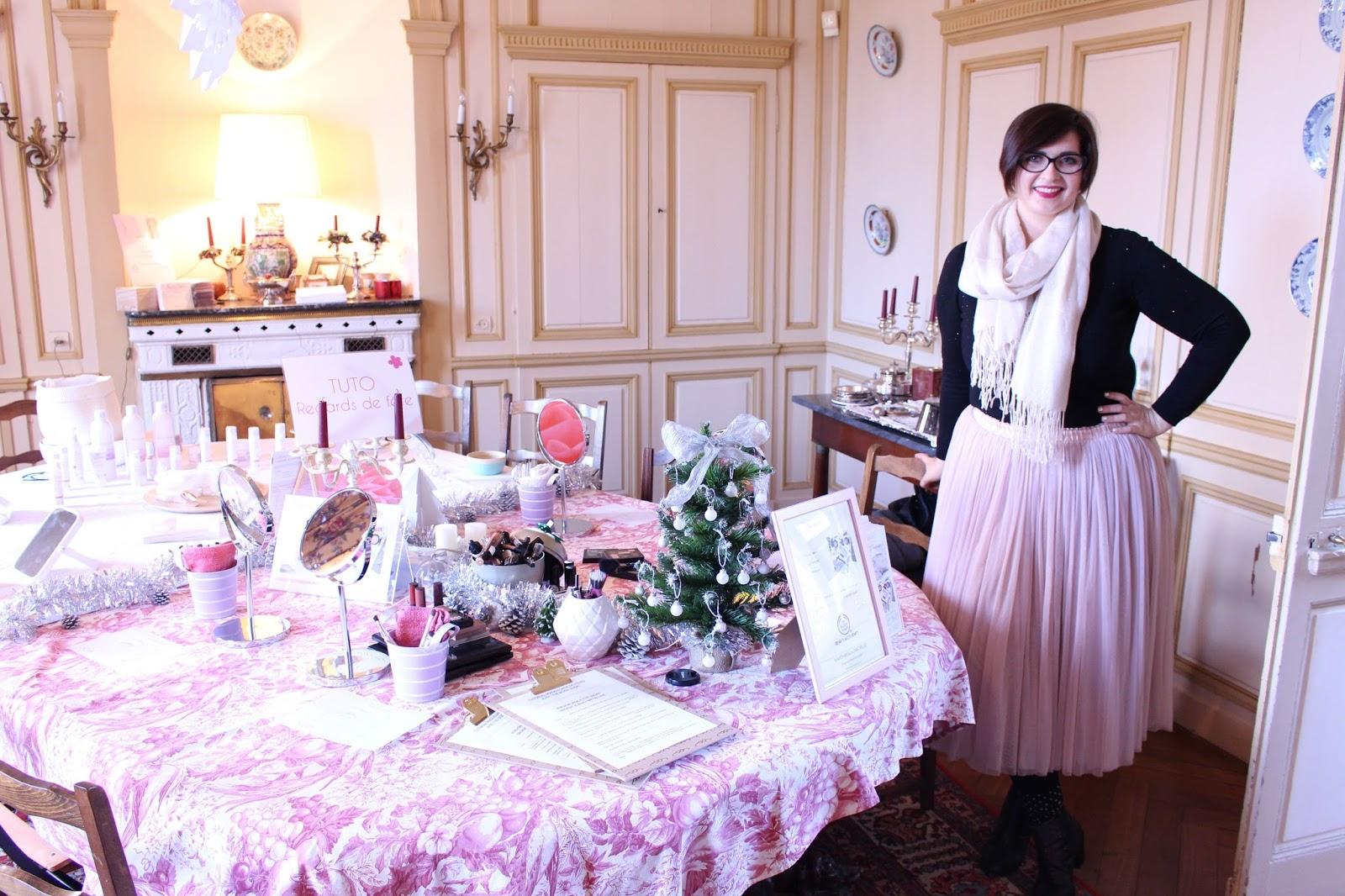 Journée Mademoiselle Violette à Rouen