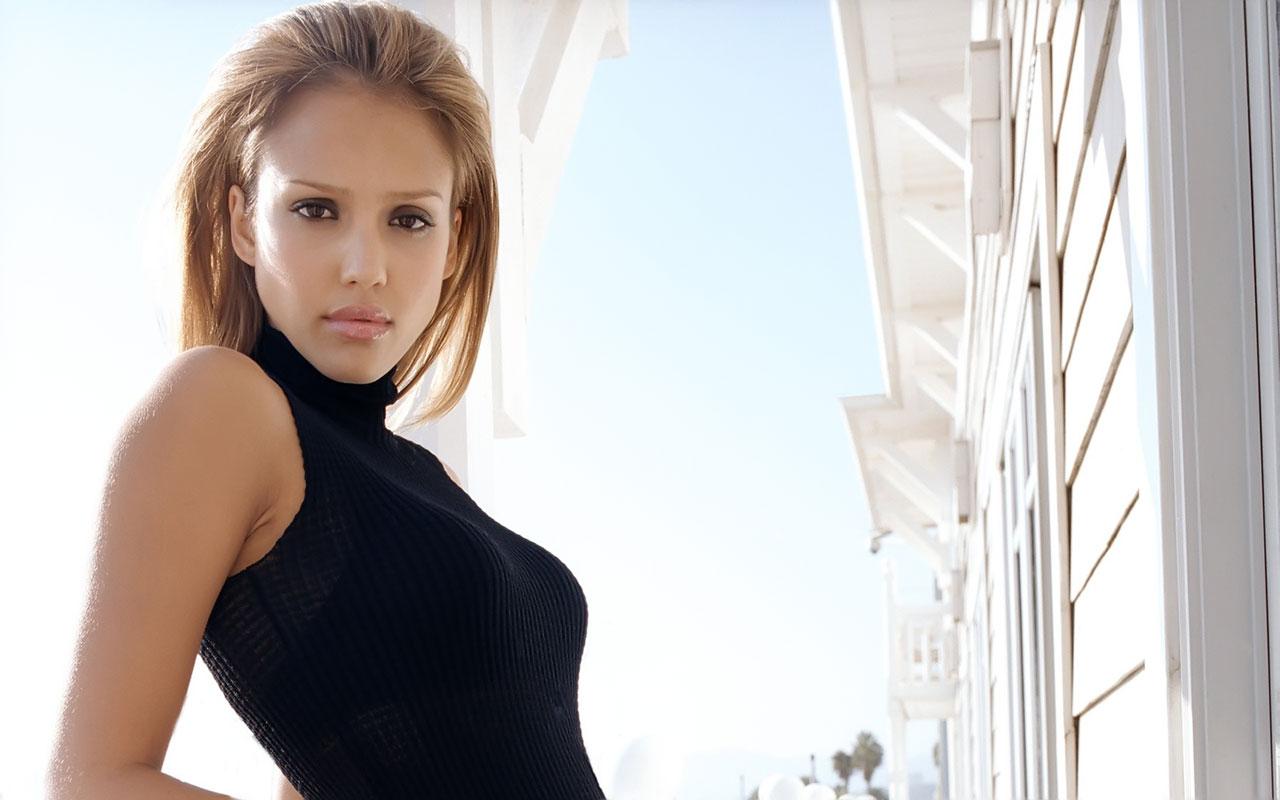 Hollywood Nude Girls Jessica Alba 6-6670