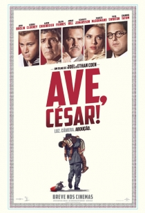 Ave, César! BDRip Dual Áudio + Torrent 1080p e 720p Download