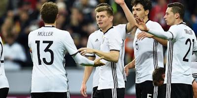 موعد مباراة ألمانيا والمكسيك الاحد 17-6-2018 ضمن مونديال كأس العالم 2018 والقنوات الناقلة