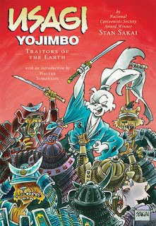 Review - Usagi Yojimbo: Volume 26 - Traitors of the Earth