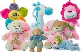 The Benefits of Acquiring Soft Toys for Your Baby