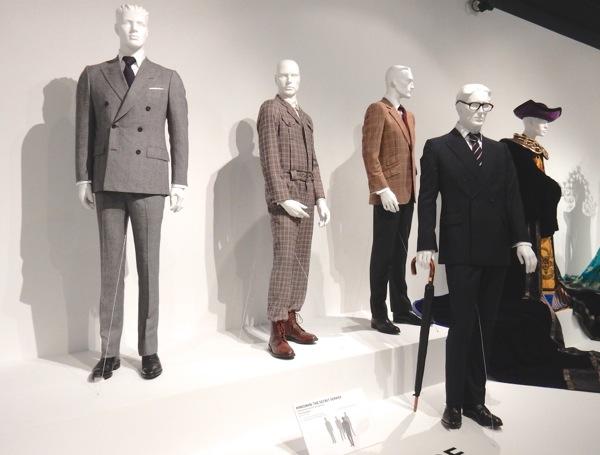 Kingsman Secret Service film costumes