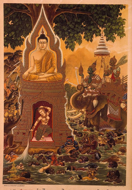 Đạo Phật Nguyên Thủy - Tìm Hiểu Kinh Phật - TRUNG BỘ KINH - Đại kinh Sư tử hống