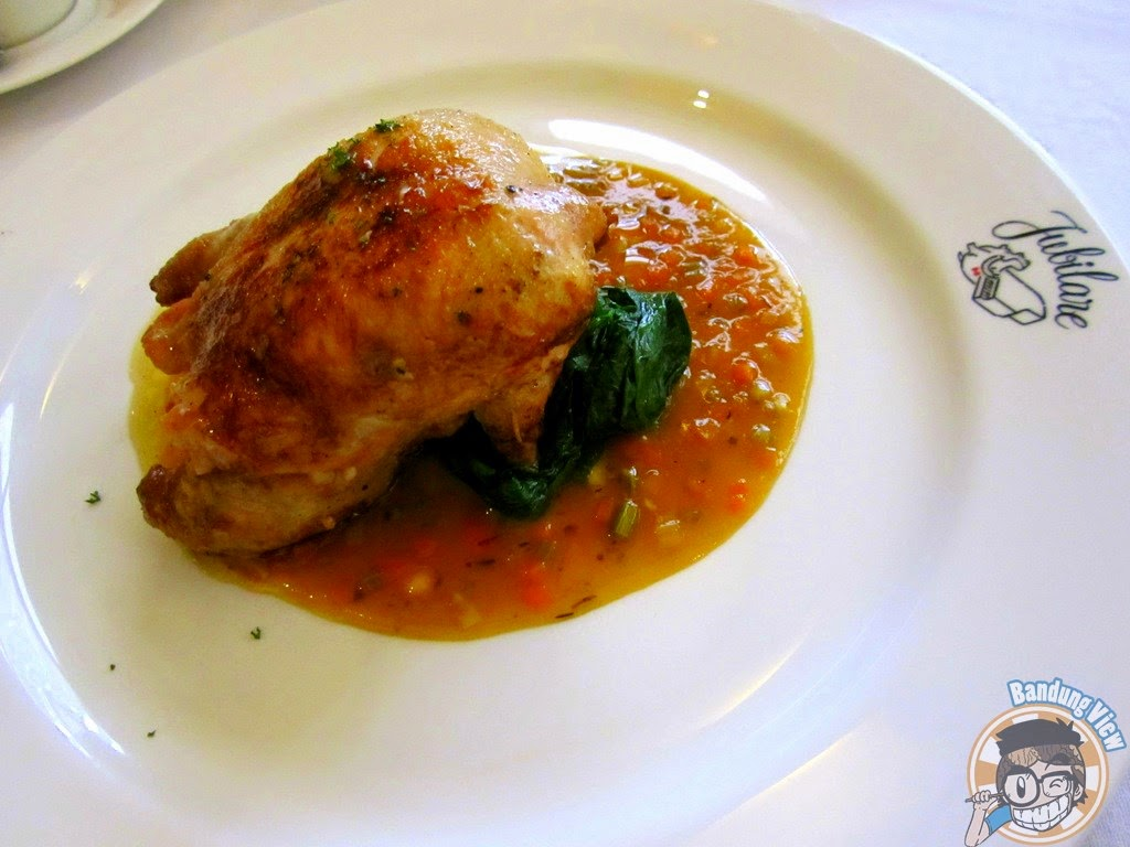 Jubilare CHEF'S SIGNATURE STUFFED BABY CHICKEN