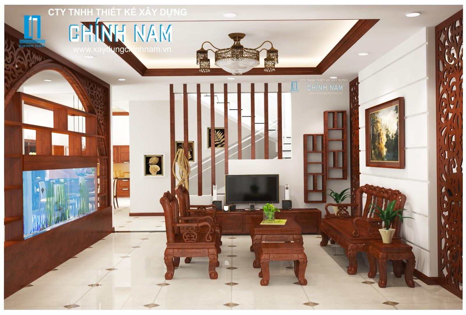 thiết kế xây nhà ở Biên Hoà