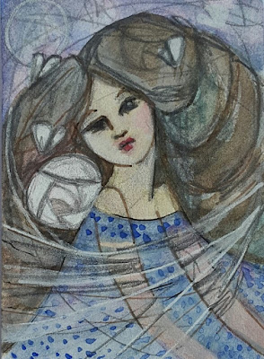Whoopidooings: Carmen Wing - Frances MacDonald inspired ATC