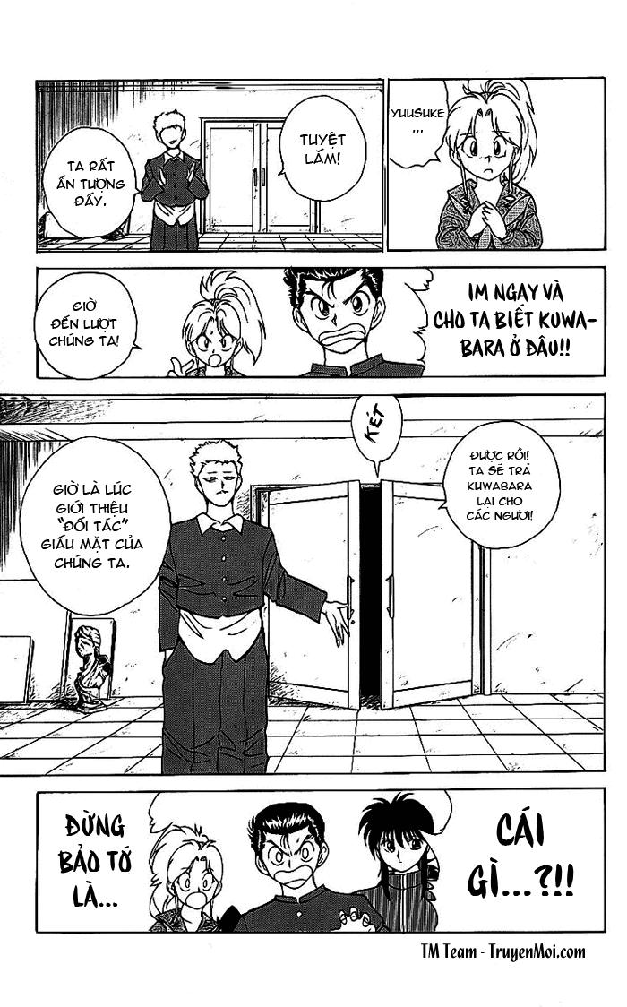 Hành trình của Uduchi chap 117: sức mạnh của hai kẻ còn lại trang 19