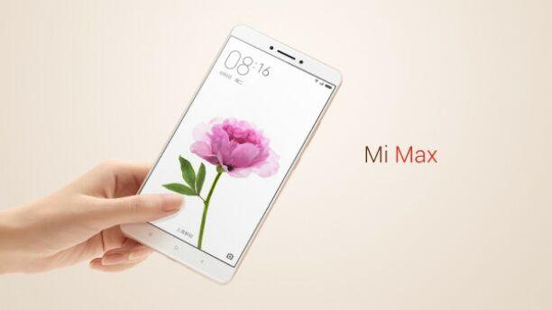 Mi Max 6,4 Inci