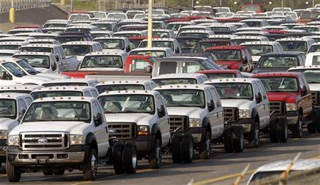 Run Lemon, Run: Is your Ford Truck a Lemon? - Transmission
