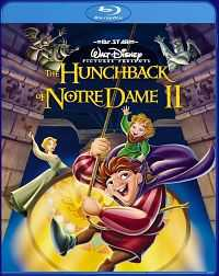 The Hunchback Of Notre Dame 2 (2002) Hindi Dubbed 300mb Movie Download Dual Audio