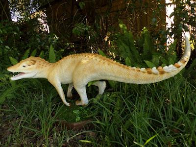 reptiles del triasico en Argentina