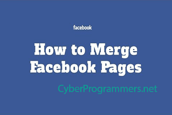 Merge duplicate pages on Facebook