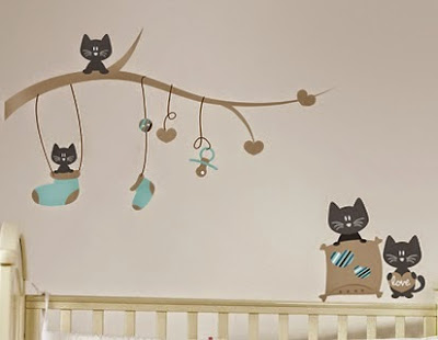 Best Little Cat Atmosphere in Kids Room on the year